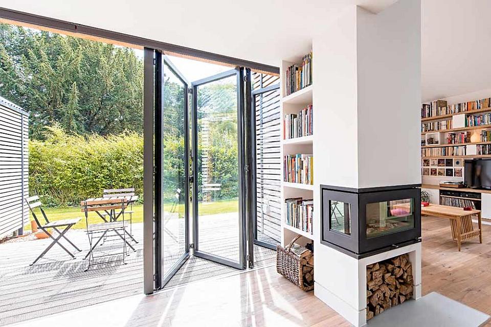 Glazen Afscheiding Terras : Buitengewoon genieten op balkon tuin & terras