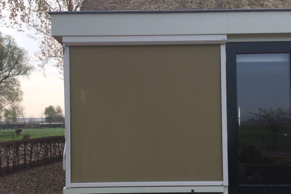 Verano screens als zonwering plaatsen voor woning in Nieuwegein