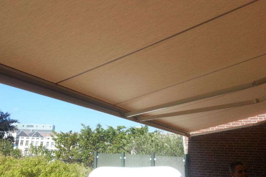 Verano St. Tropez V360 - Zonnescherm 3,5m uitval tot 14m breed